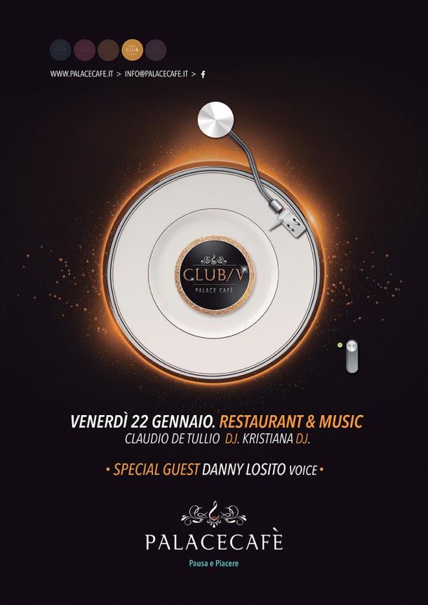 CLUB/V Losito the Voice
