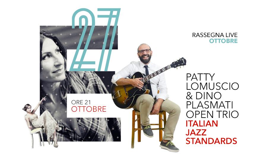 L'Open Trio di Plasmati & Lomuscio in concerto LIVE