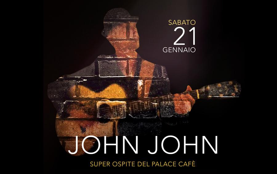 Sabato 21 con John John e Beppe Dex: tanto Food, Live&Fun