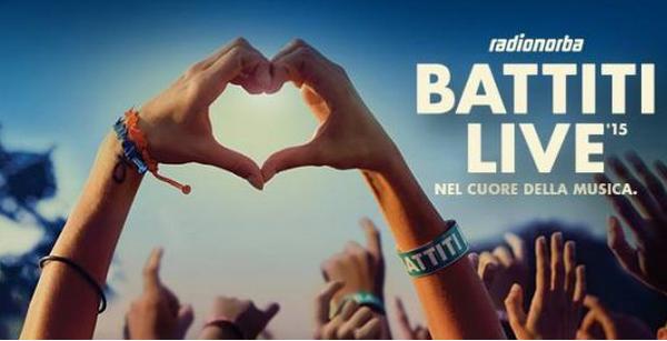 Battiti Live Tour 2015