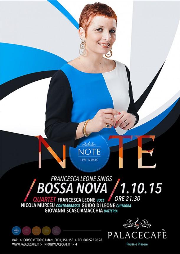 NOTE - Bossa Nova Leone's Quartet