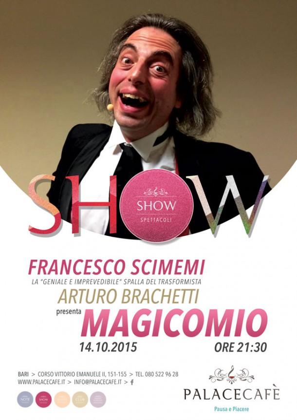 SHOW - Magicomio con Scimemi
