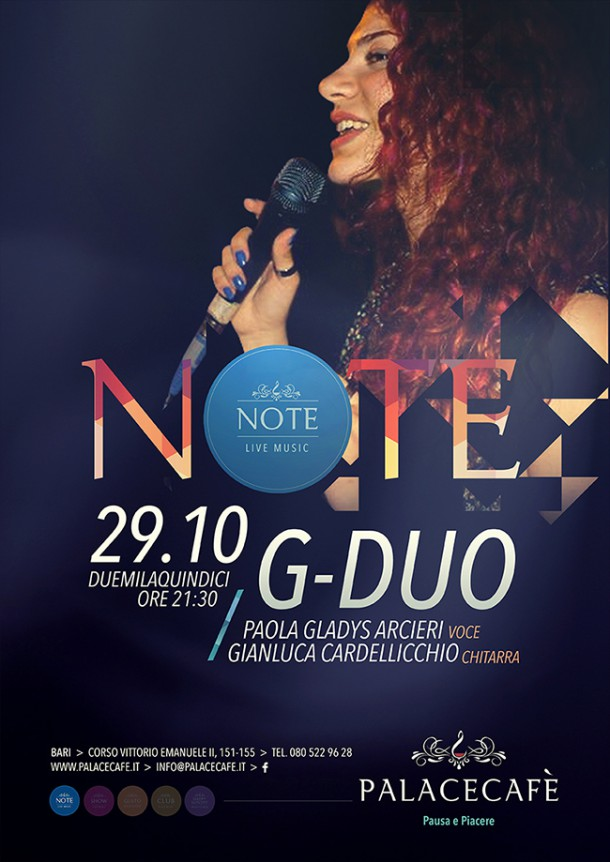 NOTE - GDuo