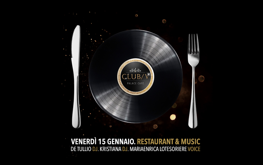 CLUB/V music&restaurant
