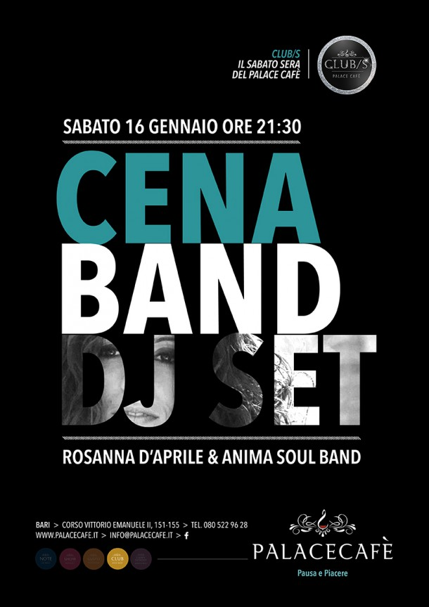 CLUB/S cena band&dj set