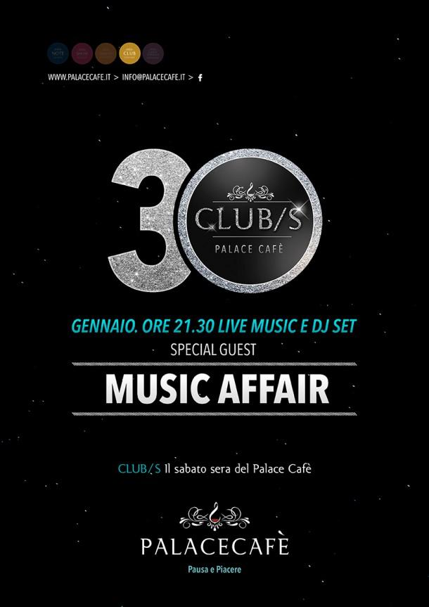 CLUB/ S Music Affair
