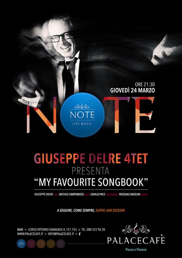 NOTE - Delre Quartet