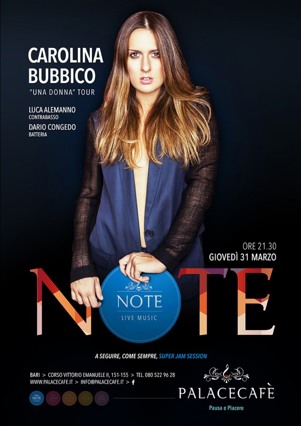 NOTE - Bubbico Trio
