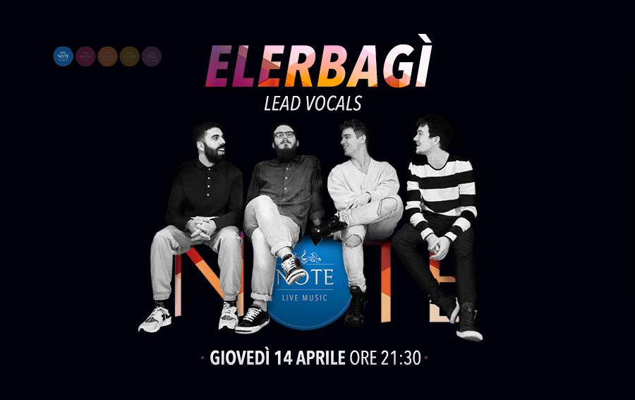 NOTE - Elerbagì