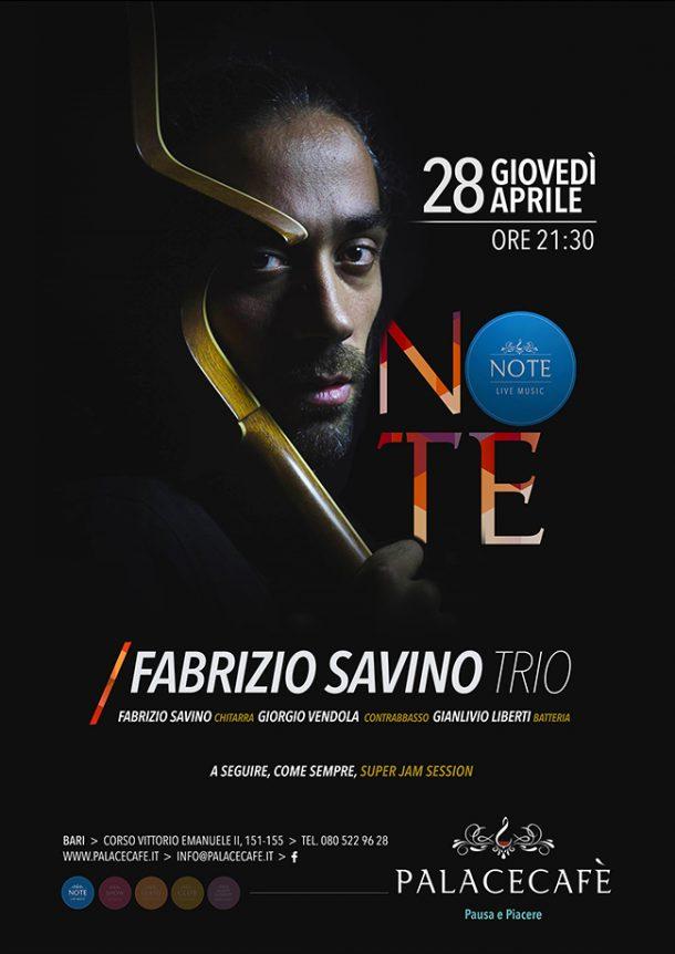 NOTE - Savino Trio