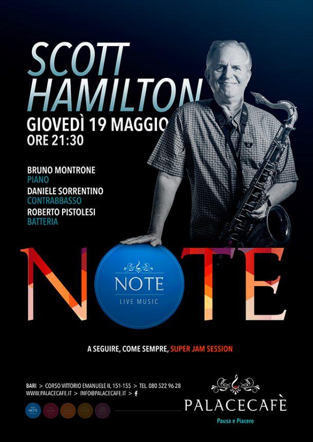 NOTE - Scott Hamilton