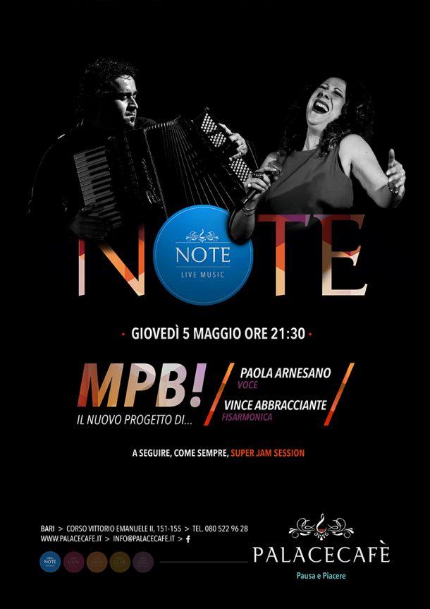 NOTE - MPb!