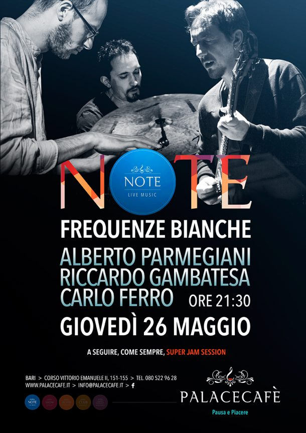 NOTE - Frequenze Bianche