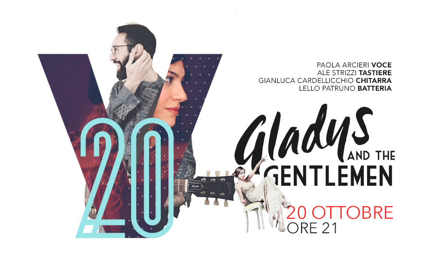 LIVE - Gladys and the Gentlemen