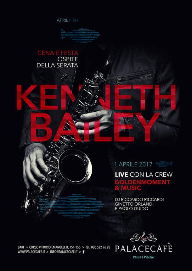 Kennetg Bailey Pesce d'Aprile
