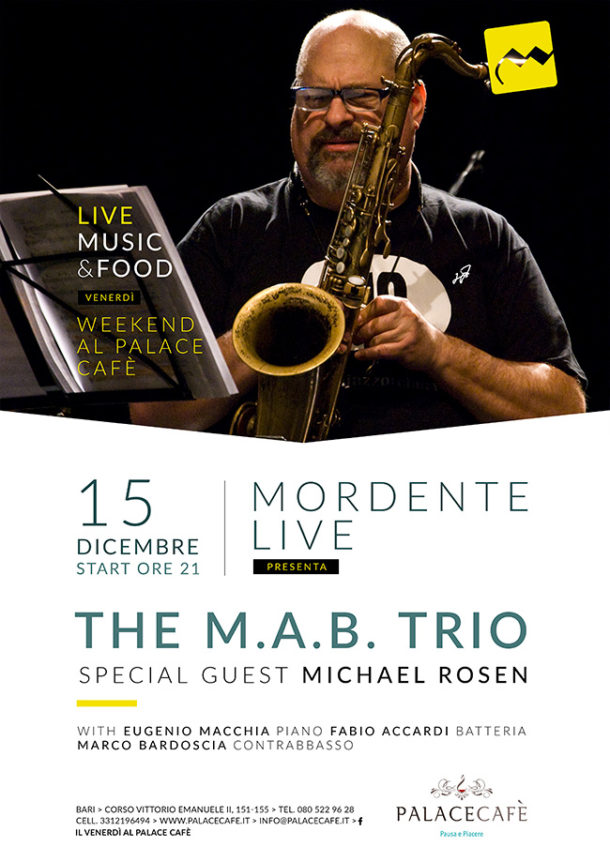 The Mab Trio e Micheal Rosen