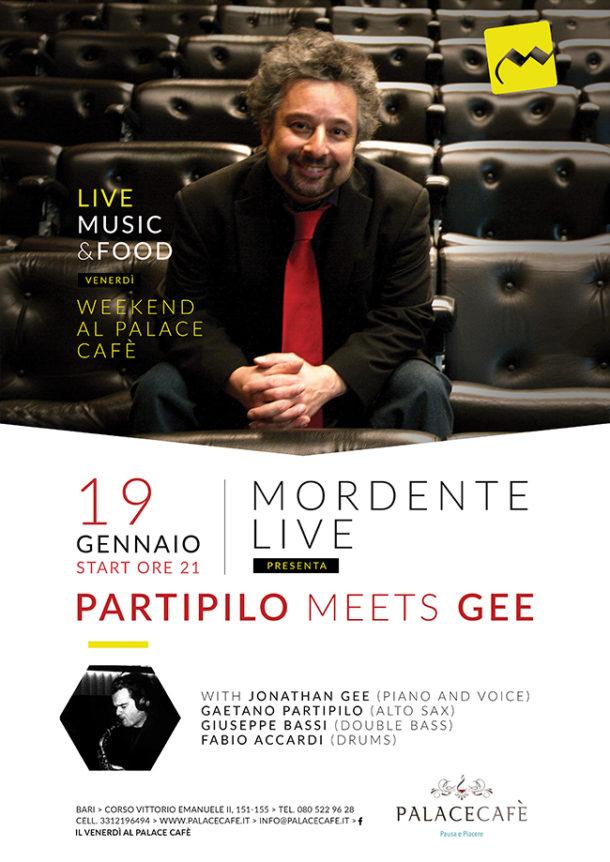 Partipilo meets Gee