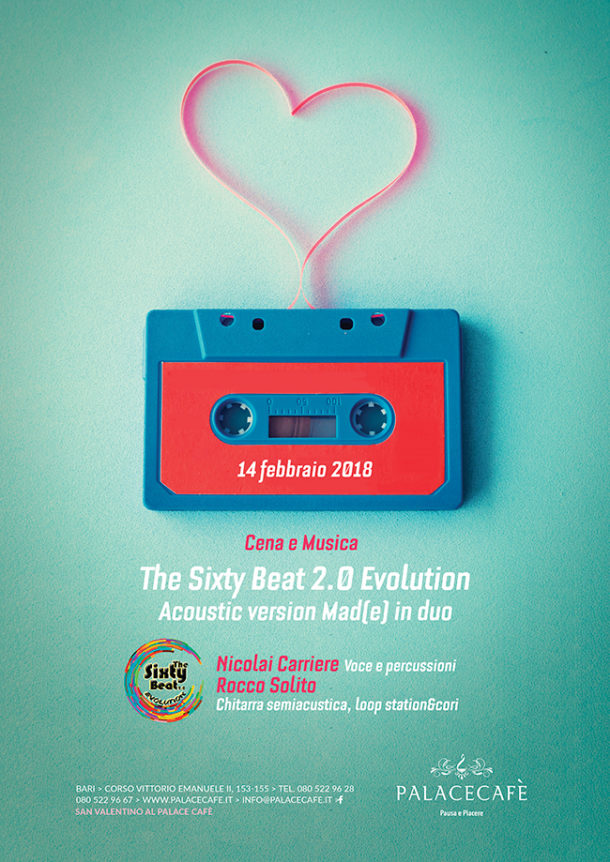 The Sixty Beat 2.0 EVOLUTION_14_Febbraio