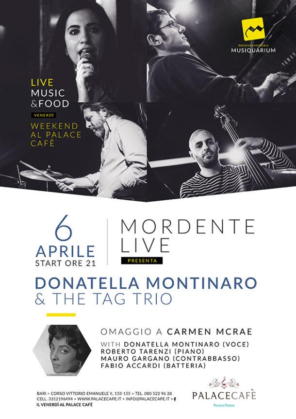 Omaggio a Carmen McRae - Donatella Montinaro