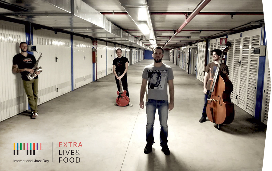 Bari celebra l'International Jazz Day con l'Hip-Bop Quartet al Palace Cafè