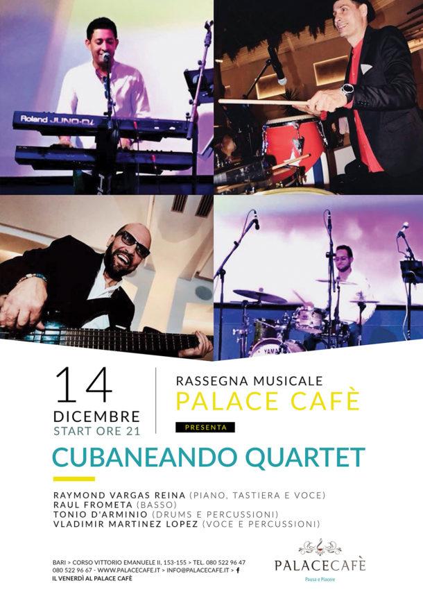 Cubaneando Quartet Live