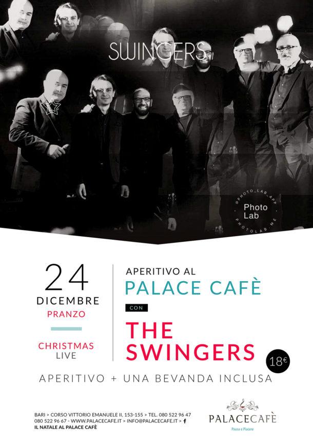 Vigilia di Natale con gli Swingers