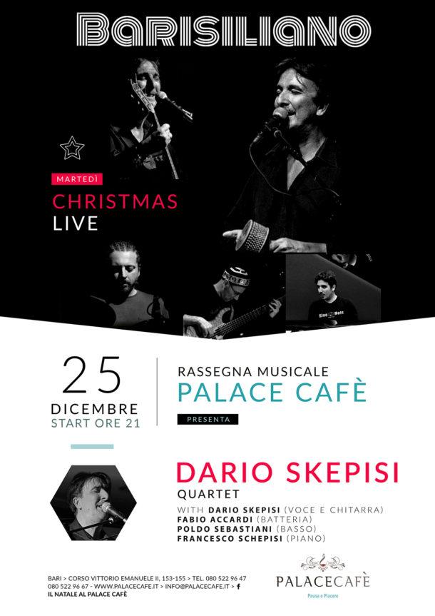 25_dicembre_Dario Skèpisi Quartet
