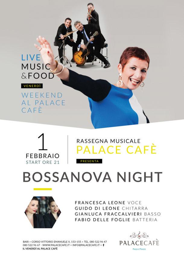 bossanova night_1 febbraio