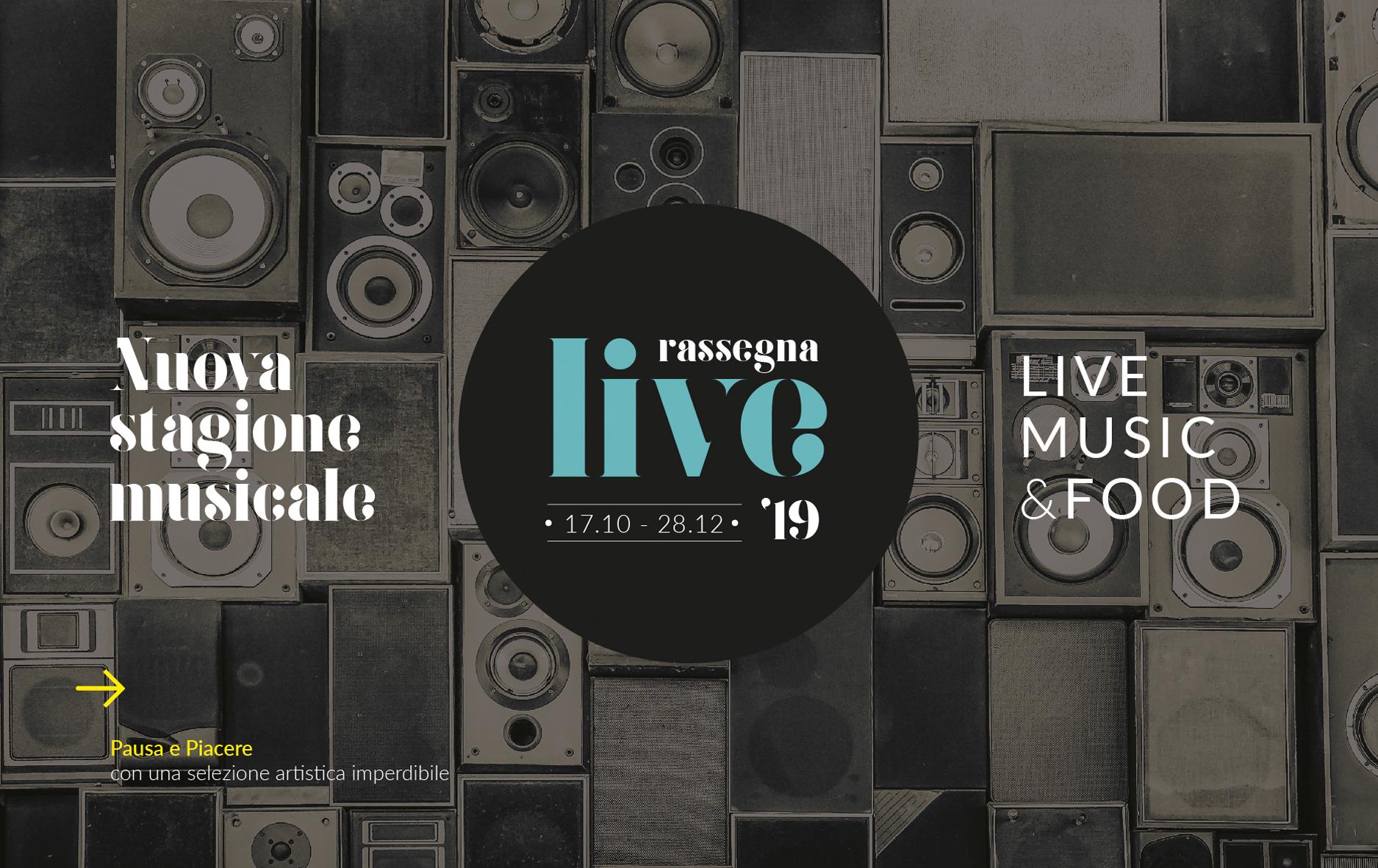 Nuova Stagione LIVE 2019