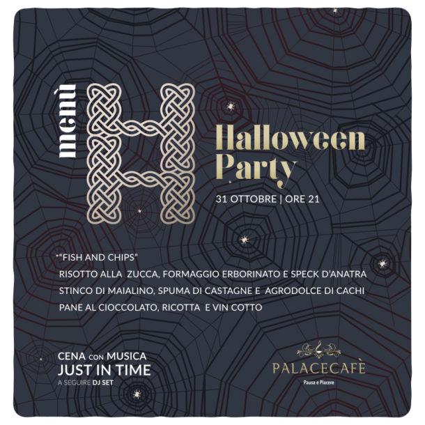 menu halloween 2019