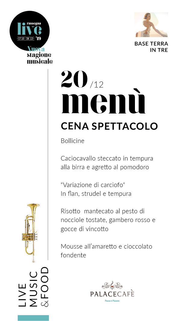 menu 20 palace cafe