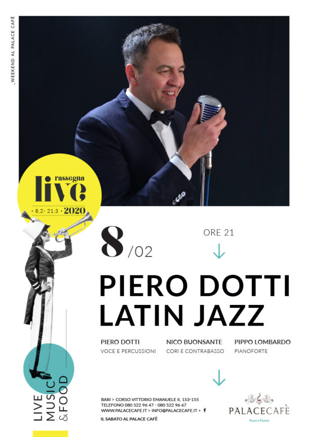 Piero Dotti Latin Jazz